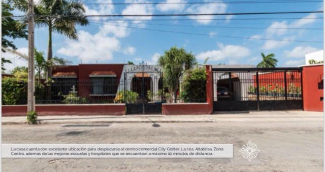 Foto Casa en Venta en  Montes de Ame,  Mérida  Vendo preciosa residencia de una planta al norte de Mèrida Frac. Montes de Ame