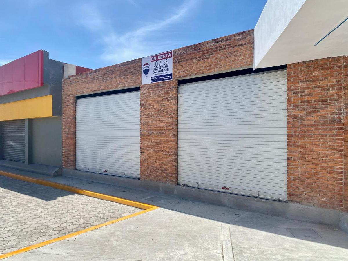 Foto Local en Renta en  Rincón de San Lorenzo,  Toluca  Avenida Santa Elena Local 3
