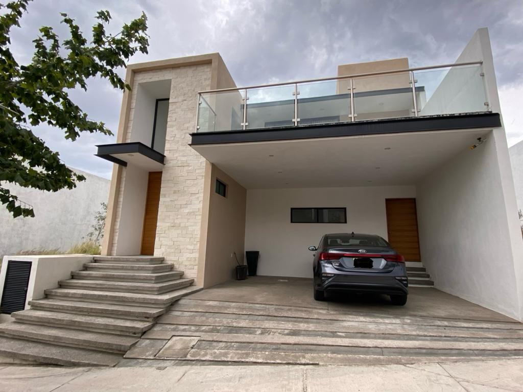 Foto Casa en Venta en  Monterra,  San Luis Potosí  CASA EN VENTA EN RESIDENCIAL MONTERRA