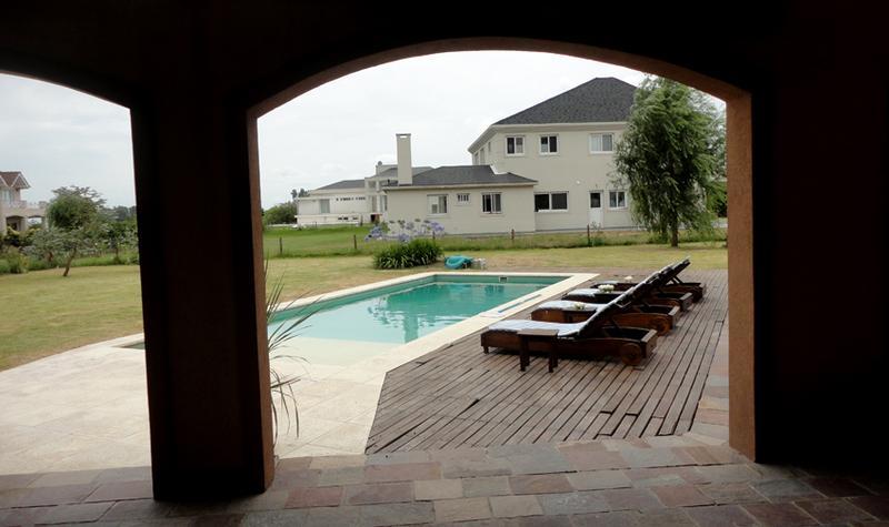 Foto Casa en Venta en  San Eliseo Golf & Country,  Countries/B.Cerrado  San Eliseo: Casa a estrenar sobre lote doble