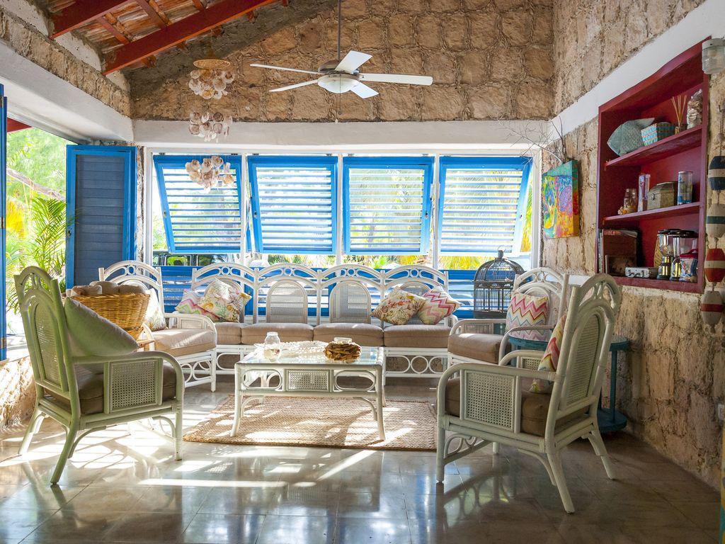 Foto Casa en Renta temporal en  Sian Ka-an,  Tulum     Casa en renta vacacional Tulum