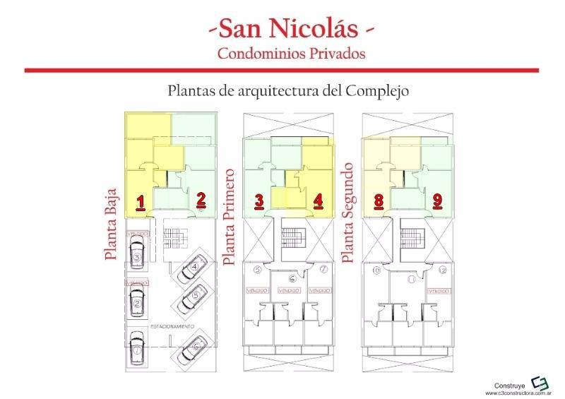 Foto Departamento en Venta en  Jose Clemente Paz,  Jose Clemente Paz  SAN NICOLAS 3800