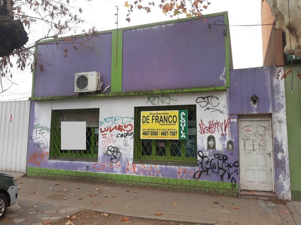 Foto Casa en Alquiler en  San Miguel ,  G.B.A. Zona Norte  Belgrano 812