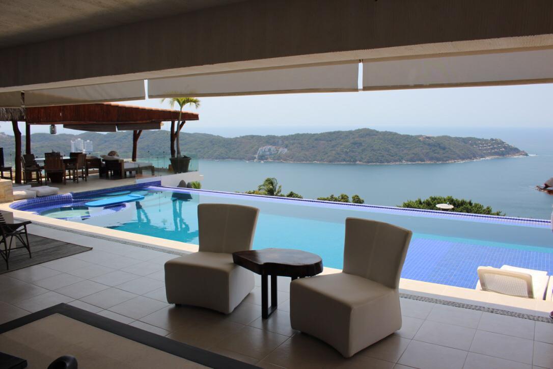 Foto Casa en Renta temporal en  Lomas del Marqués,  Acapulco de Juárez  Casa en renta vacacional Acapulco