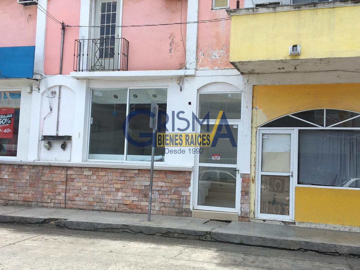 Foto Local en Renta en  Centro,  Tuxpan  LOCAL COMERCIAL ZONA CENTRO