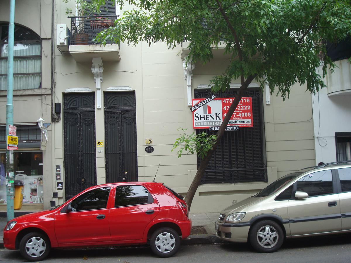 Foto PH en Venta en  Colegiales ,  Capital Federal  freire al 600