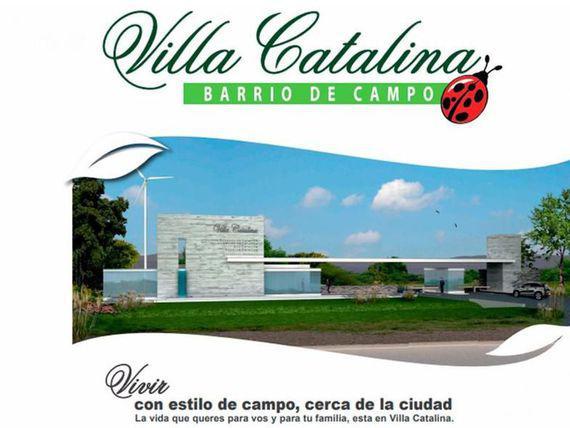 Foto Casa en Venta en  Villa Catalina,  Rio Ceballos  Lote 66 Manzana 28