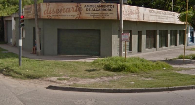 Foto Local en Venta en  Perez ,  Santa Fe  Ruta N°33 esquina Av. Las Palmeras