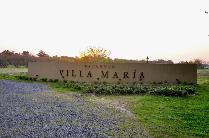 """Foto Terreno en Venta en  Estancia Villa Maria,  Countries/B.Cerrado (Ezeiza)  ESTANCIA """"VILLA MARÍA"""" - LOTE 13, 3 B, """"Golf"""" - Ezeiza"""