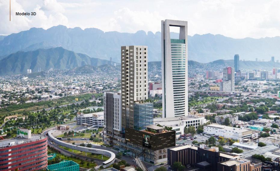 Foto Oficina en Venta en  Acero,  Monterrey  OFICINA EN VENTA CENTRO MONTERREY (DMSL)