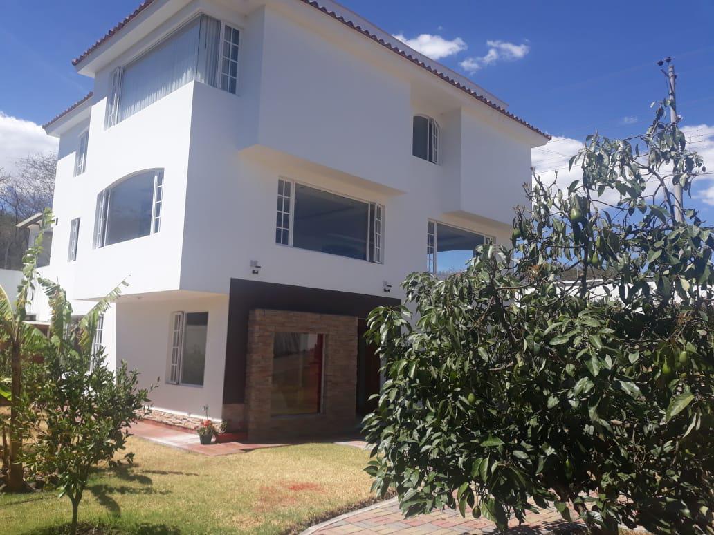 Foto Casa en Alquiler en  Nayón - Tanda,  Quito  Altavista de Nayón