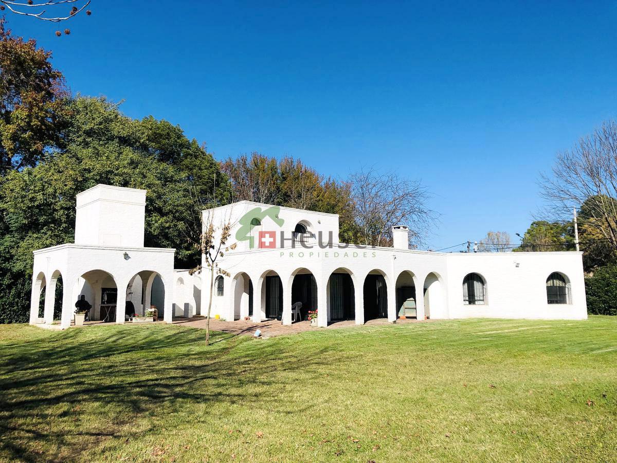 Foto Casa en Venta en  La Bota,  Ingeniero Maschwitz  Ricardo Fernández