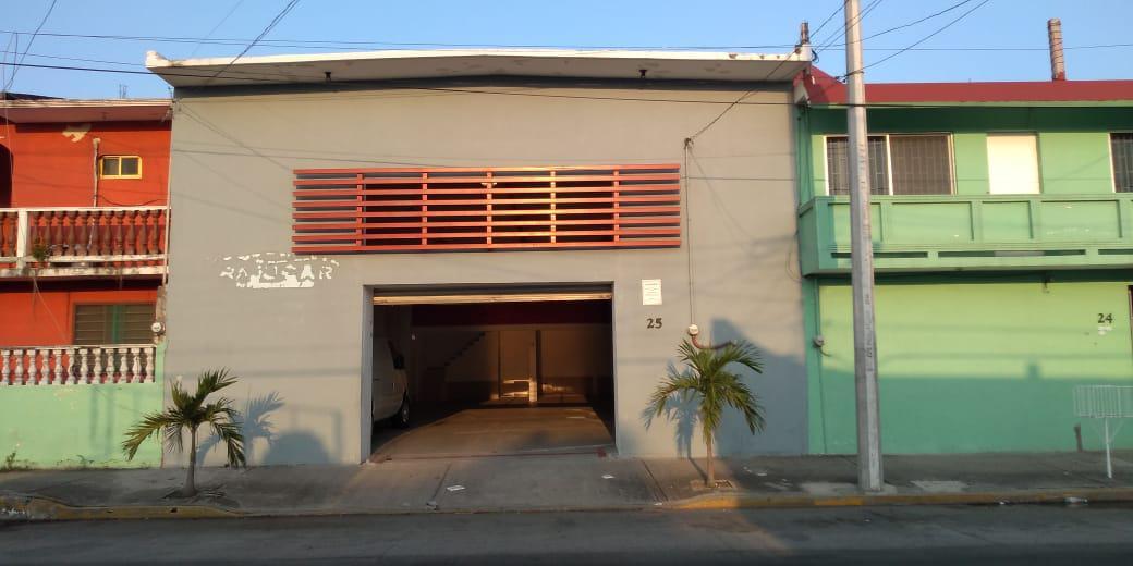 Foto Bodega Industrial en Renta en  Graciano Sánchez Romo,  Boca del Río  Col. Ejido Primero de Mayo Sur, Boca del Rio, Ver. - Bodega en renta