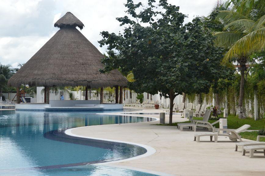 Foto Departamento en Venta | Renta en  Supermanzana 40,  Cancún  Vendo Departamento Cancun, Habitalia Paraiso, 2 Recamaras, Gym