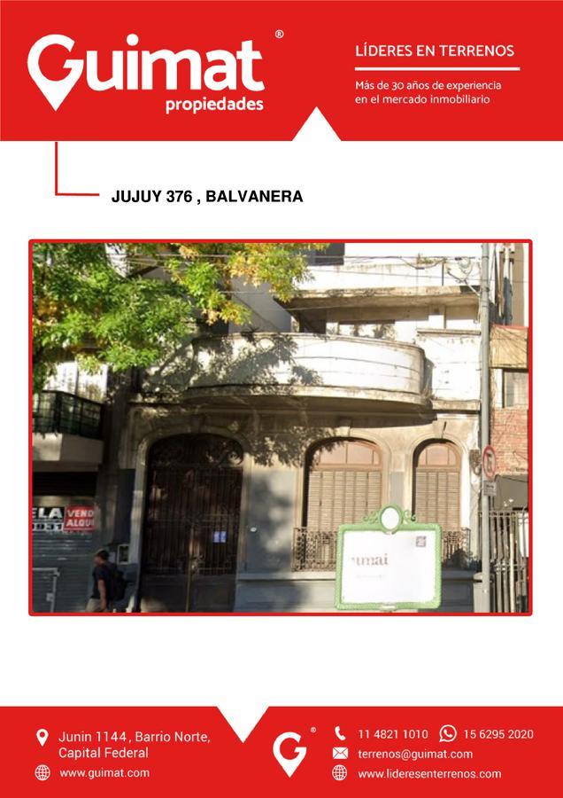 Foto Local en Venta en  Balvanera ,  Capital Federal  JUJUY  300