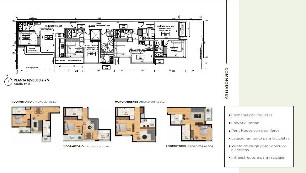 Foto Apartamento en Venta en  Pocitos ,  Montevideo  A METROS DE MONTEVIDEO SHOPPING