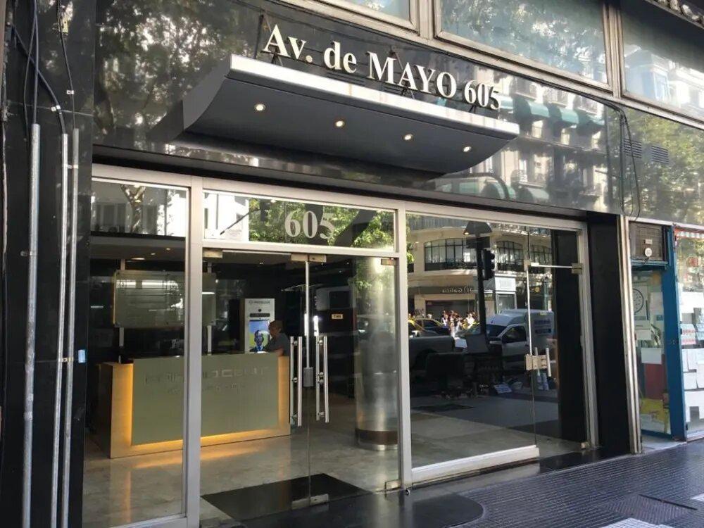 Foto Oficina en Venta | Alquiler en  Centro (Capital Federal) ,  Capital Federal  Av de Mayo al 600,  Centro, Congreso