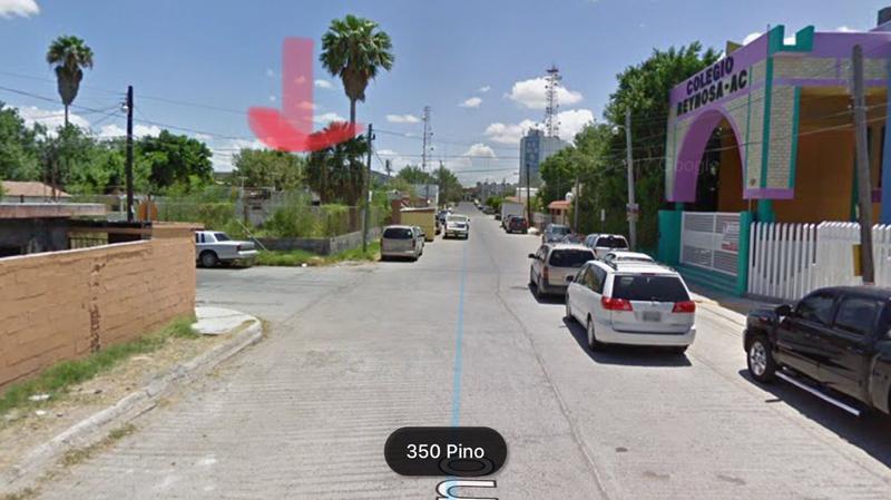 Foto Terreno en Renta en  Del Valle,  Reynosa  Del Valle