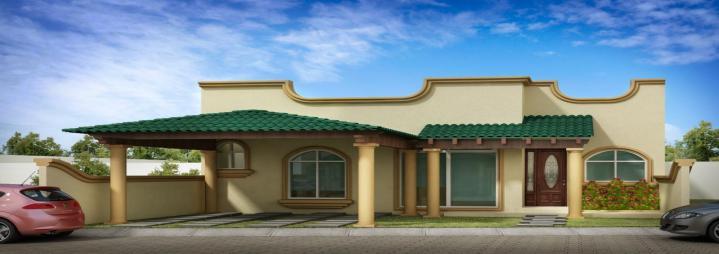 Foto Casa en Venta en  Fraccionamiento Residencial la Joya,  Boca del Río  Residencial la Joya, Boca del Río. Modelo Una Planta