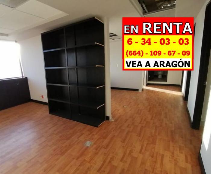 Foto Oficina en Renta en  Zona Urbana Río Tijuana,  Tijuana  RENTAMOS MUY BONITA OFICINA 100 MTS2 EN ZONA RÍO