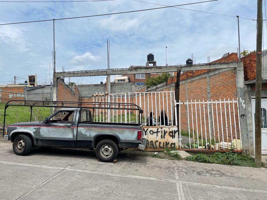 Foto Terreno en Venta en  Morelia ,  Michoacán  EX EJIDAL DE ISSAC ARRIAGA