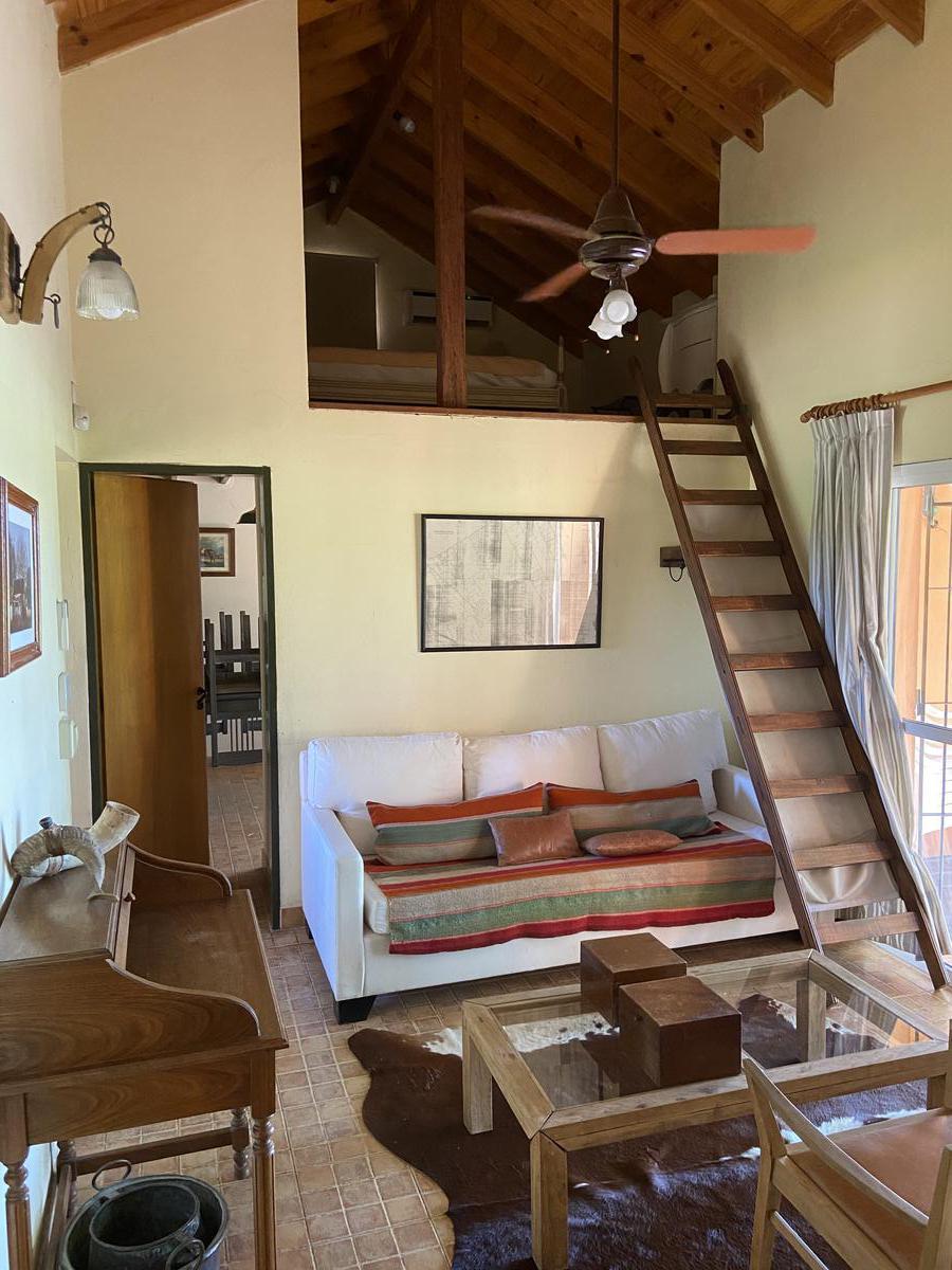 Foto Campo en Alquiler temporario en  Open Door,  Lujan  Casa 2 dorm Open Door