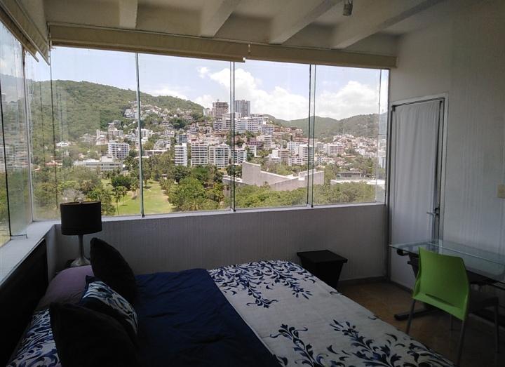 Foto Departamento en Venta en  Fraccionamiento Club Deportivo,  Acapulco de Juárez  PENTHOUSE EN VENTA EN COND. HEMISPHER