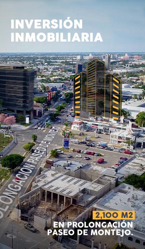 Foto Edificio Comercial en Venta | Renta en  Paseo de Montejo,  Mérida  local comercial