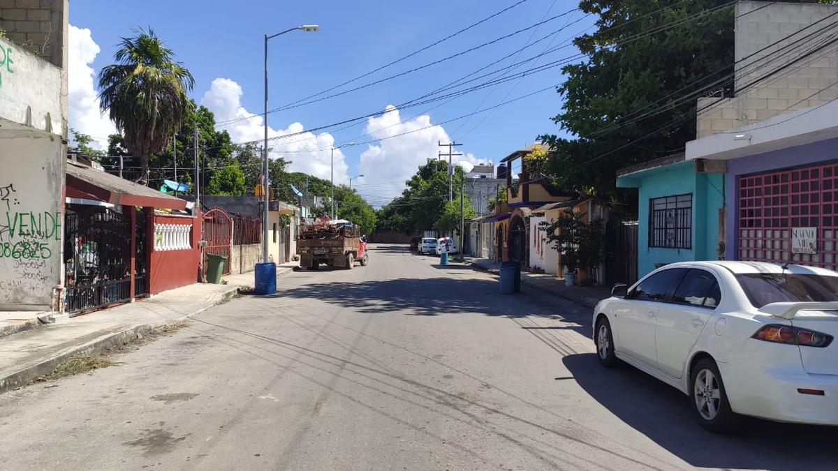 Foto Terreno en Venta en  Nicte-ha,  Solidaridad  TERRENO CON CONSTRUCCIÓN A 5 MINUTOS DE PUNTA ESMERALDA