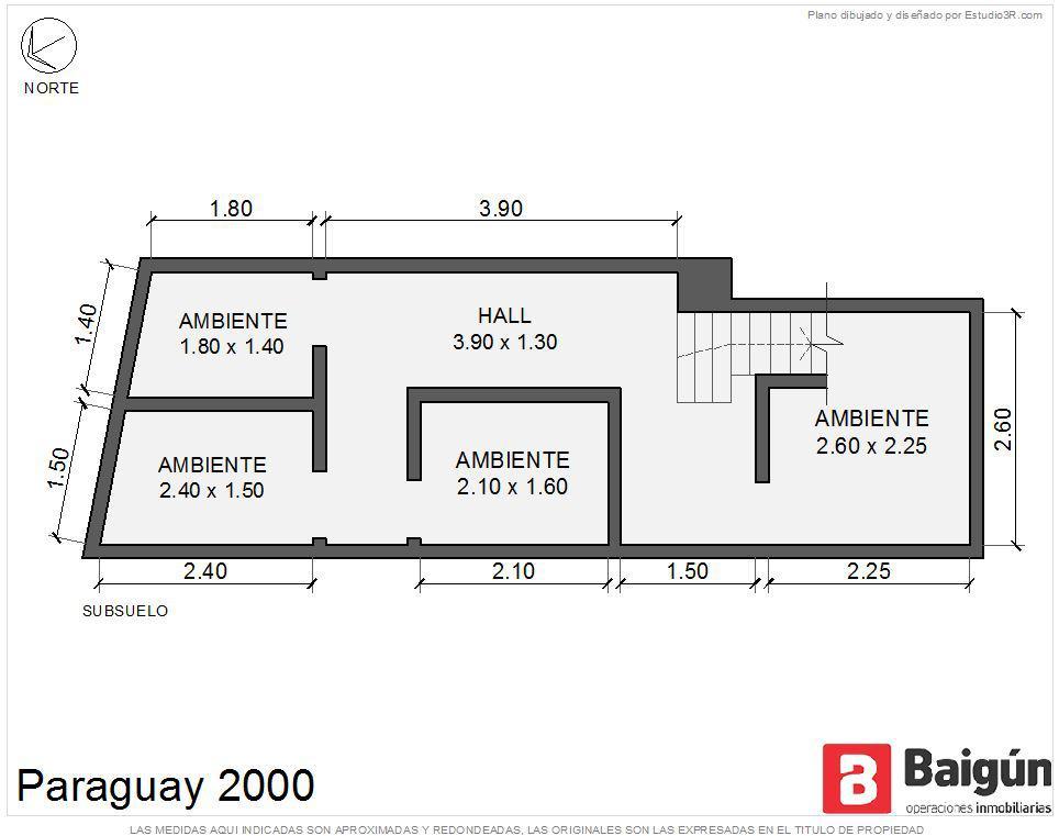 Foto Local en Venta | Alquiler en  Recoleta ,  Capital Federal  Paraguay al 2000