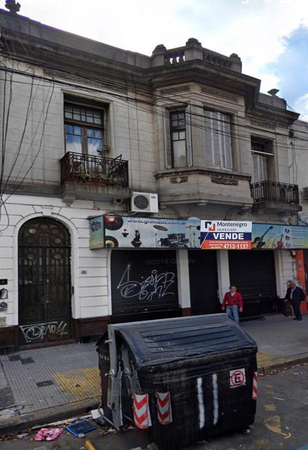 Foto Terreno en Venta en  Villa Crespo ,  Capital Federal  Av. Scalabrini Ortiz al 400