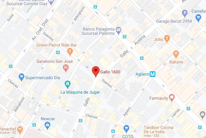 Foto Cochera en Alquiler en  Barrio Norte ,  Capital Federal  Gallo al 1600