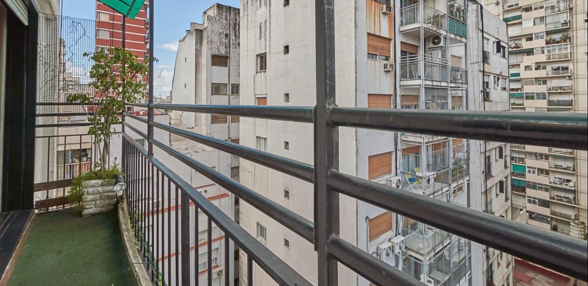 Foto Departamento en Venta en  Barrio Norte ,  Capital Federal  Billinghurst al 1600 9º piso - Vista Abierta