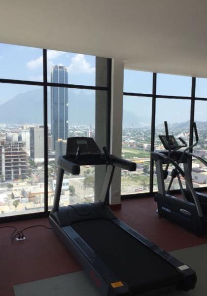 Foto Departamento en Renta en  Monterrey Centro,  Monterrey   Departamento Amueblado en renta en Kyo Midtown Zona Centro