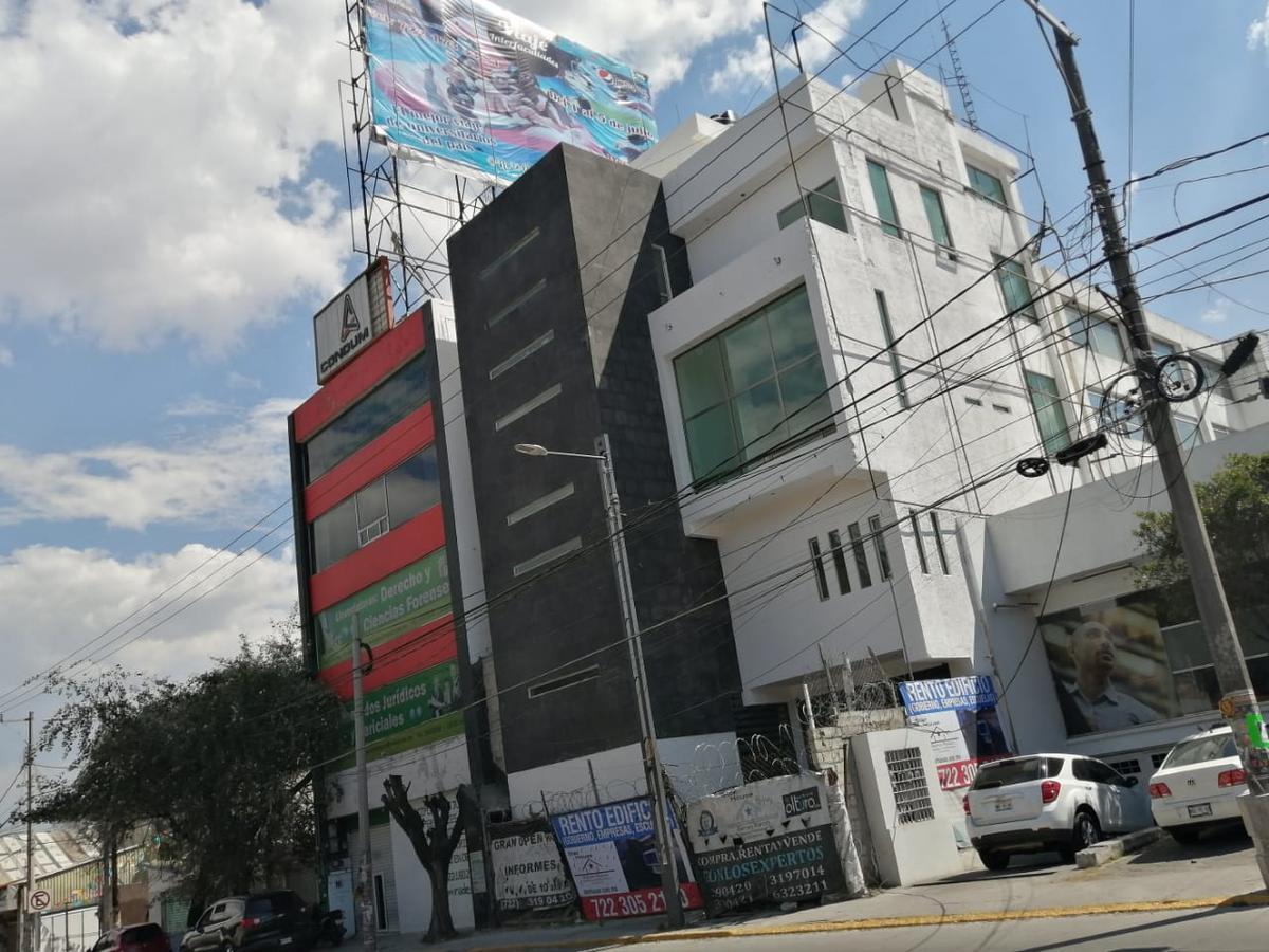 Foto Edificio Comercial en Renta en  Pilares,  Metepec  Edificio  en  Renta, Nuevo,  Pilares, Av.  Baja Velocidad.