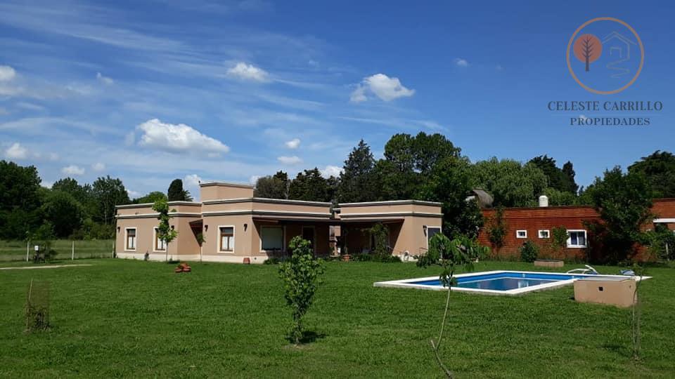 Foto Casa en Venta en  La Verdad,  Capilla Del Señor  Viena al 150