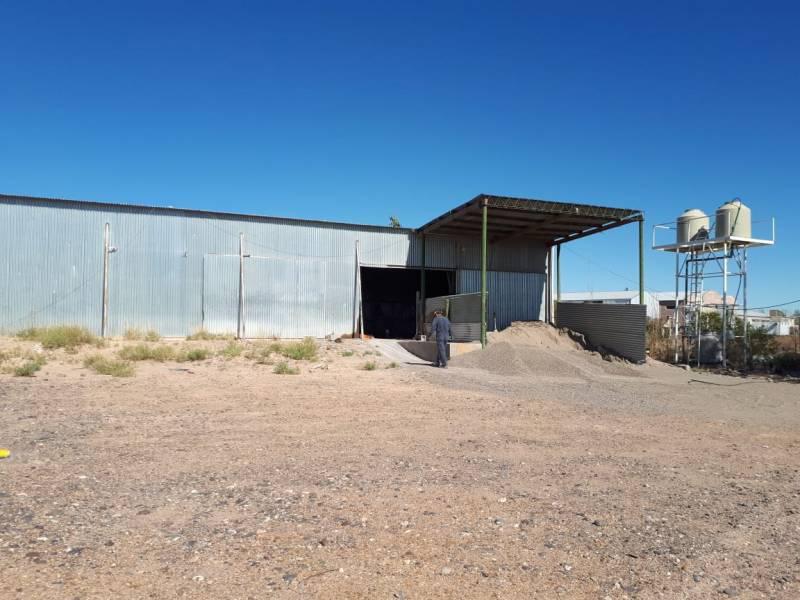 Foto Galpón en Alquiler en  Ciudad Industrial Jaime de Nevares,  Capital  ING HUERGO & GIUSSEPPE MASSARO 1. GALPON ALQUILER