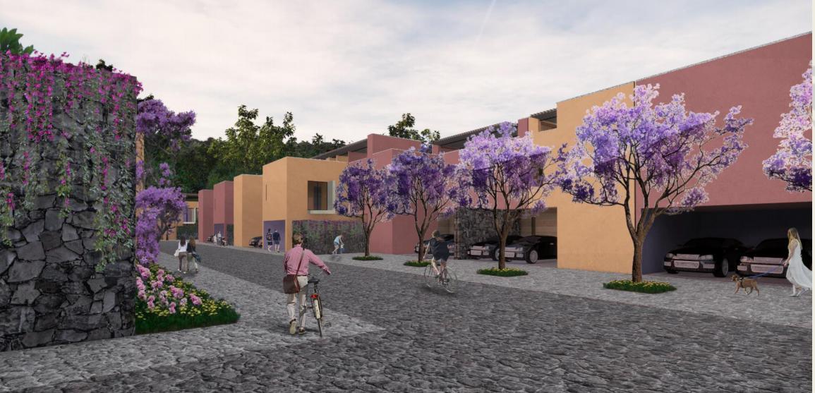 Foto Casa en condominio en Venta en  San Miguel de Allende ,  Guanajuato  CASA EN PREVENTA MODELO MANCACOYOTA EN RESIDENCIAL PILARICA SAN MIGUEL DE ALLENDE