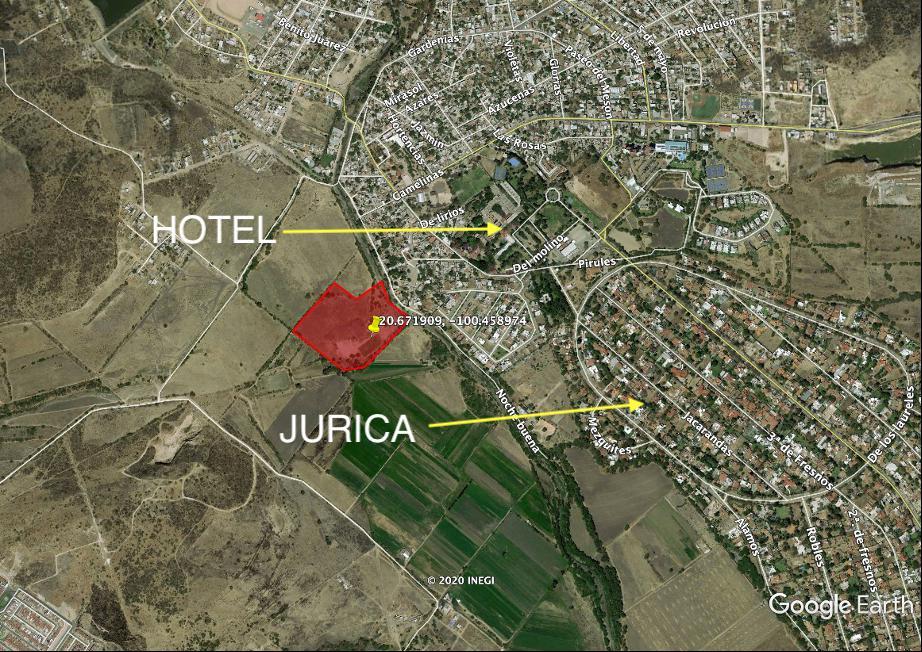 Foto Terreno en Venta en  Jurica,  Querétaro  Jurica