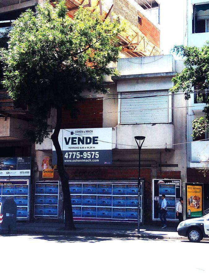 Foto Terreno en Alquiler en  Palermo ,  Capital Federal  Av. Cordoba al 5100