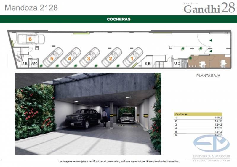 Foto Departamento en Venta en  Centro,  Rosario  Mendoza al 2100