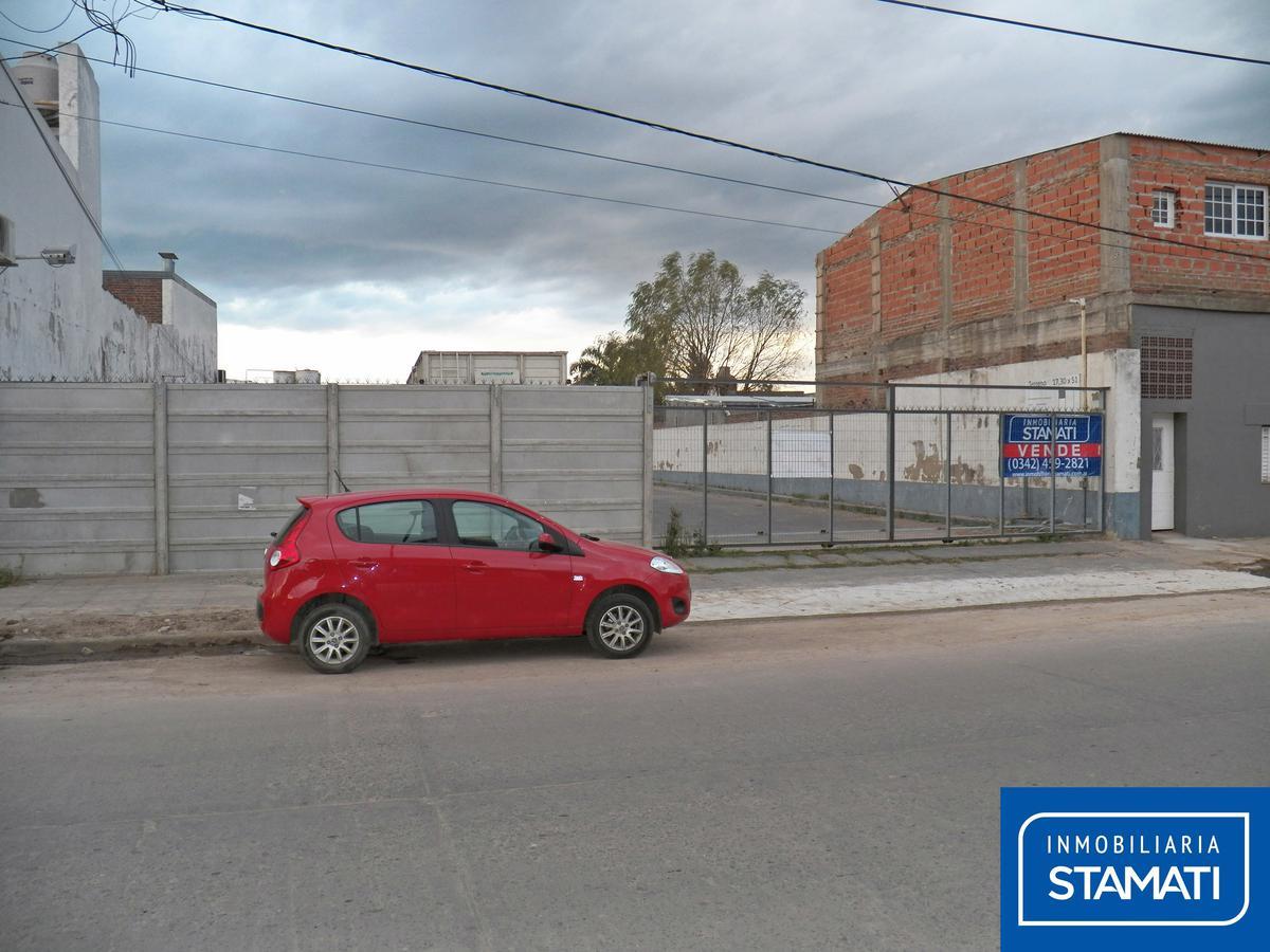 Foto Terreno en Venta en  Norte,  Santa Fe  Castelli casi Peñaloza