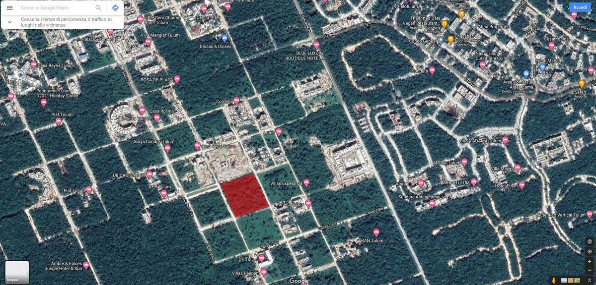 Foto Terreno en Venta en  Region 15 Kukulcan,  Tulum  Hectárea en Tulum, región 15