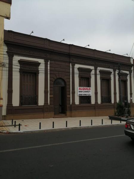 Foto Edificio Comercial en Alquiler en  Catedral ,  Asunción  Centro de Asuncion