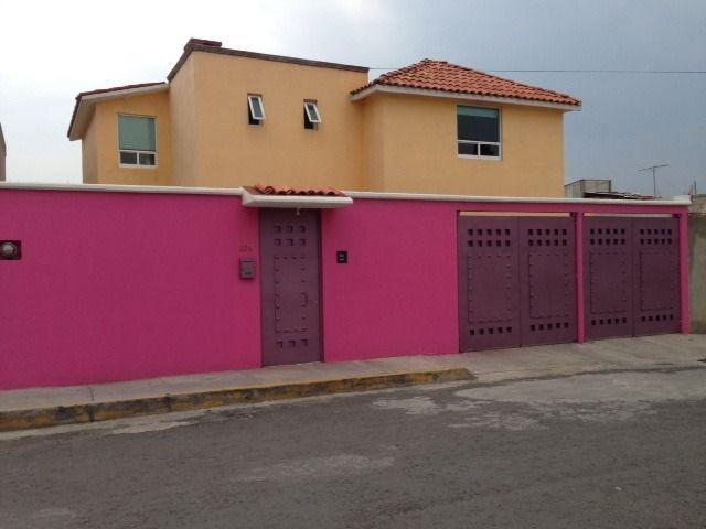Foto Casa en Venta en  Niños Héroes,  Toluca  CASA SOLA EN VENTA SAN MATEO OXTOTITLAN, TOLUCA