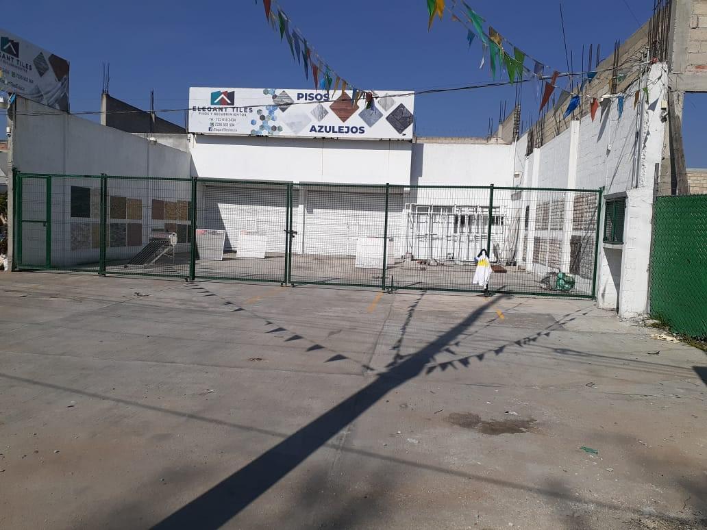 Foto Local en Renta en  San Mateo Otzacatipan,  Toluca  SAN MATEO OTZACATIPAN, VIALIDAD LÓPEZ PORTILLO