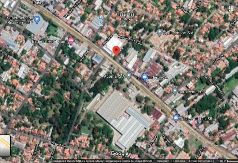 Foto Terreno en Alquiler en  Zona Norte,  Fernando de la Mora  Avda. Mcal. Estigarribia