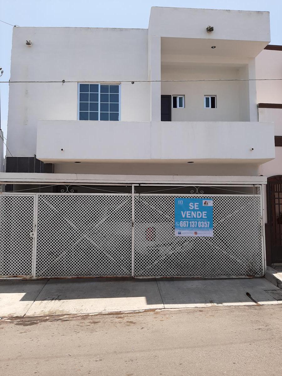 Foto Casa en Venta en  Fraccionamiento CANACO,  Culiacán  Casa en venta en culiacan de oportunidad