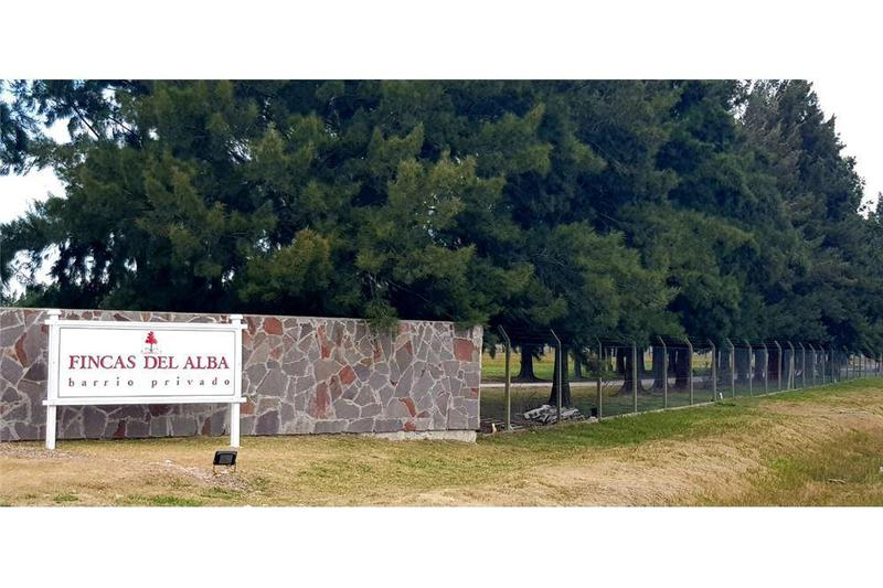 Foto Terreno en Venta en  Fincas del Alba,  Countries/B.Cerrado (Ezeiza)  Imperdible lote con escritura inmediata en Fincas del Alba