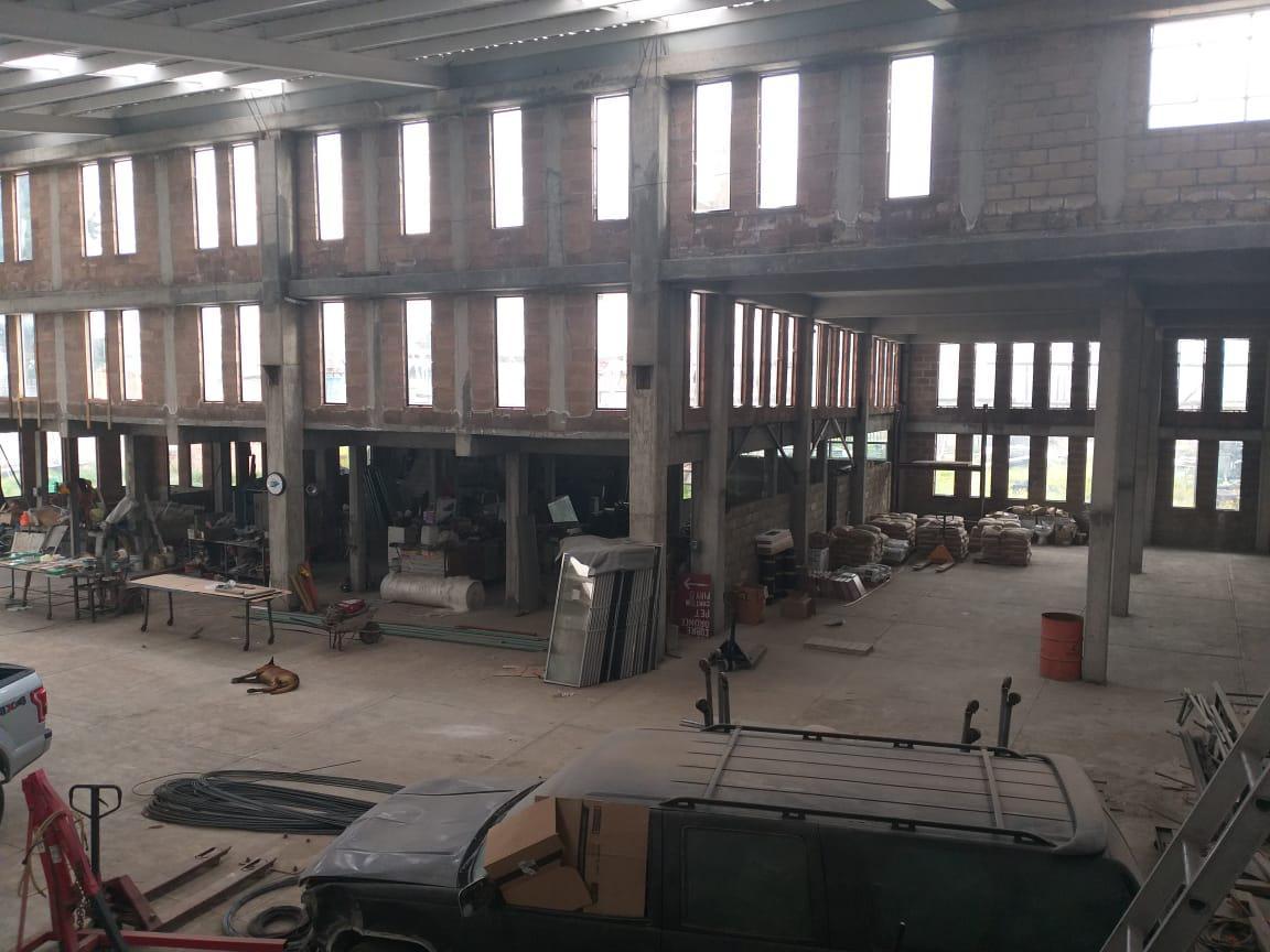 Foto Bodega Industrial en Renta en  Francisco I. Madero,  San Mateo Atenco  San Pedro El Cerrillo